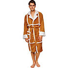 more details on Del Boy Adult Fleece Robe.