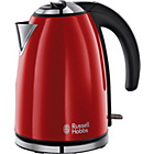 more details on Russell Hobbs 18941 Colours Jug Kettle - Red.
