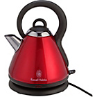 more details on Russell Hobbs 19140 Heritage Metallic Kettle - Red.