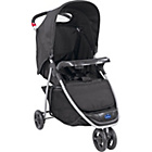 more details on BabyStart Ria 3 Wheeler Pushchair - Black.