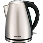 more details on Morphy Richards 43615 Jug Kettle - Stainless Steel