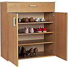 more details on HOME Venetia Shoe Storage Unit - Oak Effect.
