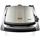 more details on Breville VST026 4 Slice Sandwich Toaster - Stainless Steel.