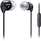 more details on Philips SHE3595BK/00 In-Ear Headphones - Black.