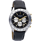 more details on Rotary Mens Stainless Steel Black Strap Chronograph Watch.