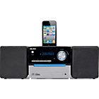 more details on Bush CD Micro System with Dock - Black.