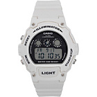 more details on Casio Men's White Digital Illuminator LCD Watch.
