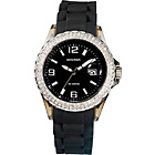 more details on Sekonda Ladies' Black Crystal Partytime Watch.