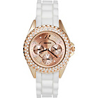 more details on Sekonda Ladies' Rose Gold Plated Partytime Watch.