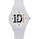 more details on One Direction White Logo Watch.