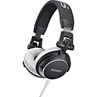 more details on Sony MDRV55 Over-Ear DJ Headphones - Black.
