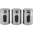 more details on HOME Stainless Steel Storage Canisters.