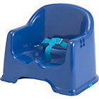 more details on Little Star Chair Booster Seat - Blue.