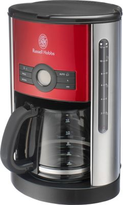 Russell Hobbs Coffee Maker Red : SALE Russell Hobbs 19170 Heritage Coffee Maker - Red Coffee Machine for Sale