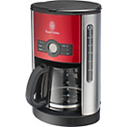 more details on Russell Hobbs 19170 Heritage Coffee Maker - Red.