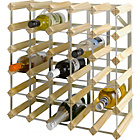 more details on 30 Bottle Wooden Wine Rack.