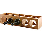 more details on 10 Bottle Bamboo Wine Rack.