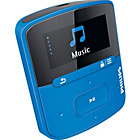 more details on Philips SA4RGA 4GB GoGear Raga MP3 Player - Blue.