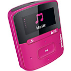 more details on Philips SA4RGA 4GB GoGear Raga MP3 Player - Pink.