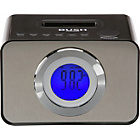 more details on Bush Alarm Clock Radio with Dock - Black.