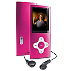 more details on Bush 8GB MP3 Player with Camera and Video - Pink.