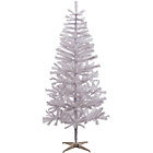 more details on White Lapland Christmas Tree - 6ft.