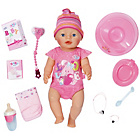 more details on BABY Born Magic Interactive Doll.
