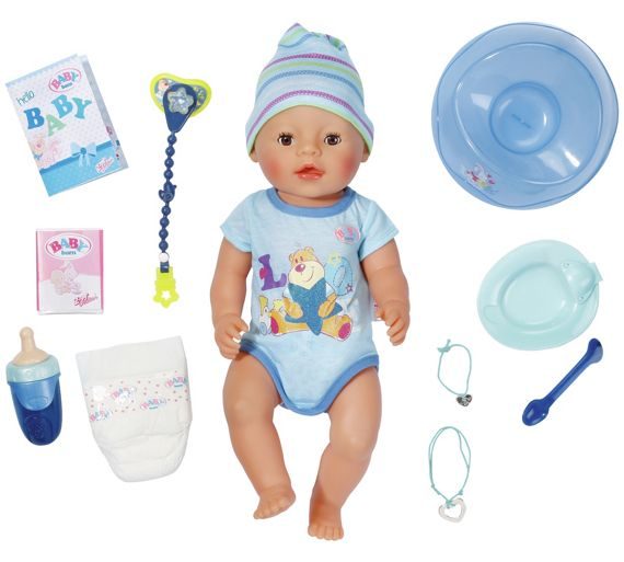 Buy Baby Born Interactive Doll Boy At Argos Co Uk Your