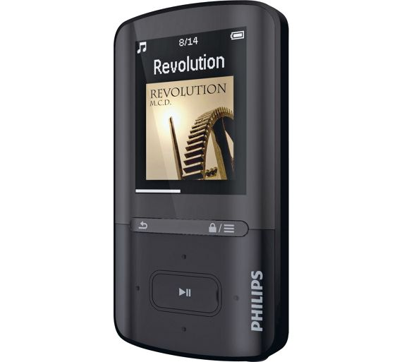 buy philips sa4vbe08kn 12 gogear vibe 8gb mp3 mp4 player. Black Bedroom Furniture Sets. Home Design Ideas