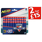 more details on Nerf N-Strike Elite 30 Dart Refill Pack.