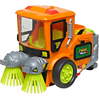 more details on The Trash Pack Street Sweeper Playset.