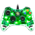 more details on Afterglow Xbox 360 Wired Controller - Green.