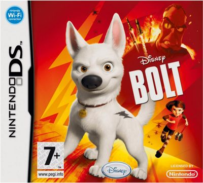 Bolt DS Game