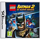more details on LEGO® Batman 2 DC Heroes DS Game.