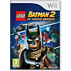 more details on LEGO® Batman 2 DC Heroes Wii Game.