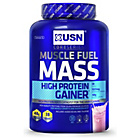 more details on USN Muscle Fuel Mass Powder Shake - Strawberry.