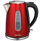 more details on Morphy Richards 43904 Accents Jug Kettle - Red.