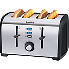 more details on Breville VTT377 Polished Stainless Steel 4 Slice Toaster.