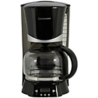more details on Cookworks Filter Coffee Maker with Timer - Black.
