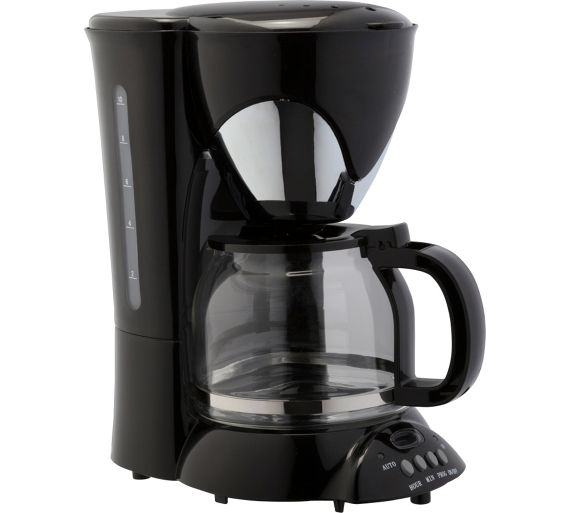 Buy cookworks filter coffee maker black at for Garden maker online