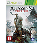more details on Assassin's Creed 3 Xbox 360 Game.
