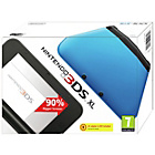more details on Nintendo 3DS XL Console - Blue.