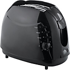 more details on Cookworks 2 Slice Toaster - Black.