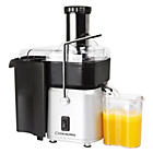 more details on Cookworks Whole Fruit Juicer - Silver.