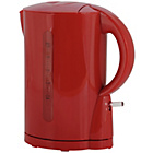 more details on ColourMatch Plastic Jug Kettle - Poppy Red.