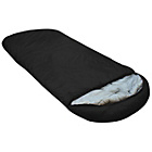 more details on The Big Sleep Black 250GSM Hooded Sleeping Bag.