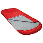 more details on The Big Sleep Red 250GSM Hooded Sleeping Bag.