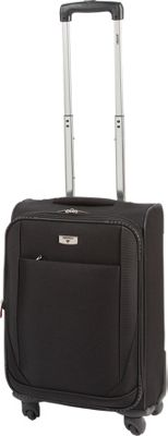 Antler Barina Small 4 Wheel Suitcase - Black