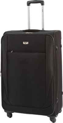 Antler Barina Large 4 Wheel Suitcase - Black