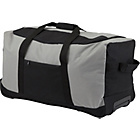 more details on Simple Value Large Wheeled Holdall - Black.